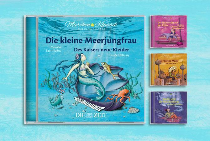 Artwork: Märchen-Klassik für kleine Hörer