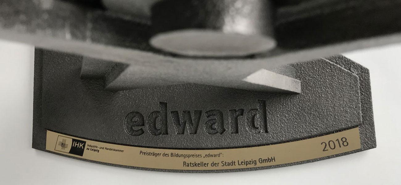 edward – der Leipziger IHK-Bildungspreis