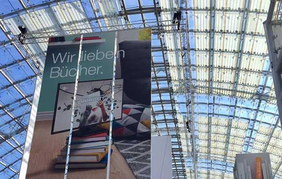 Impressionen Leipziger Buchmesse