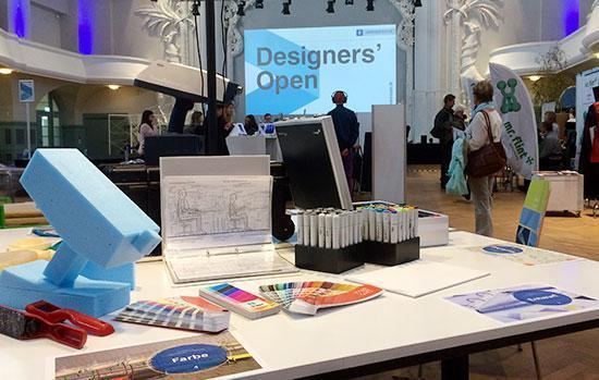 Designers Open Standgestaltung
