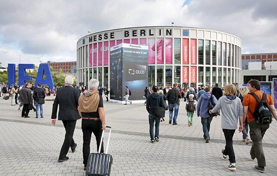 Eindrücke IFA Berlin