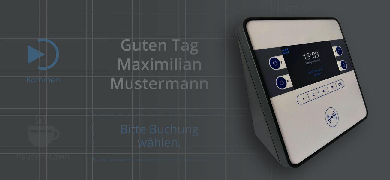 Interface_Design_CTI_Zeiterfassung