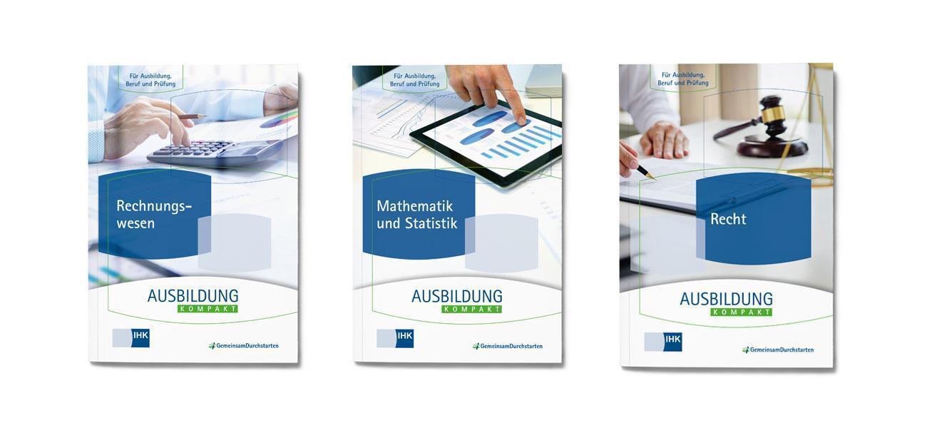 Cover zur Ausbildung kompakt Reihe
