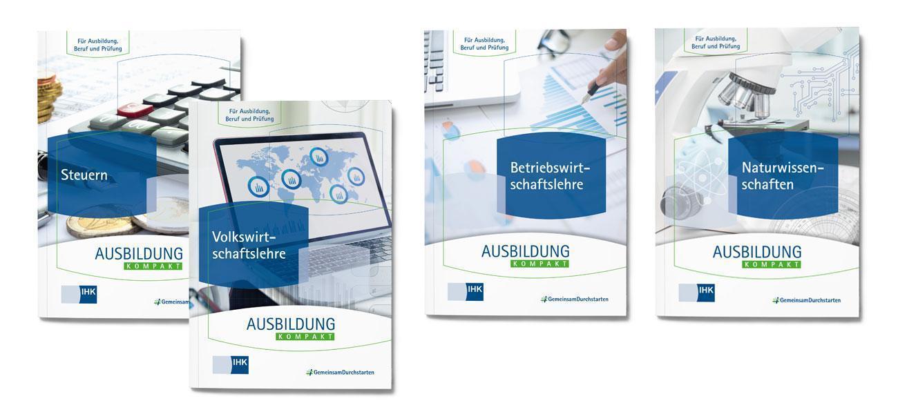Kommunikationsdesign Ausbildung kompakt Produktreihe Cover