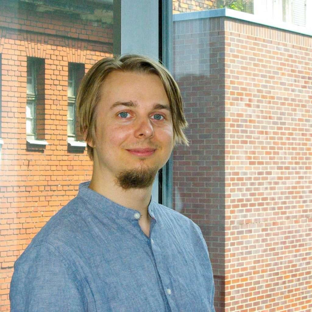 Portrait Ruben Strahl Industriedesign Artwork Kommunikationsdesign Interface Design Industrial Design Produktdesigner Designer